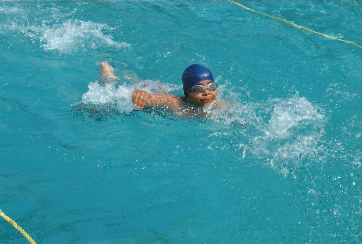 Swimming Competition-2