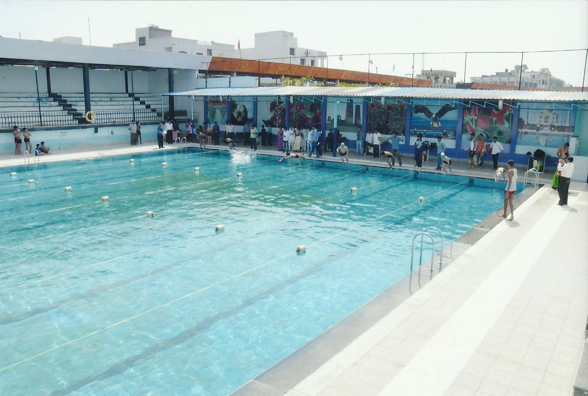 Swimming Competition-1