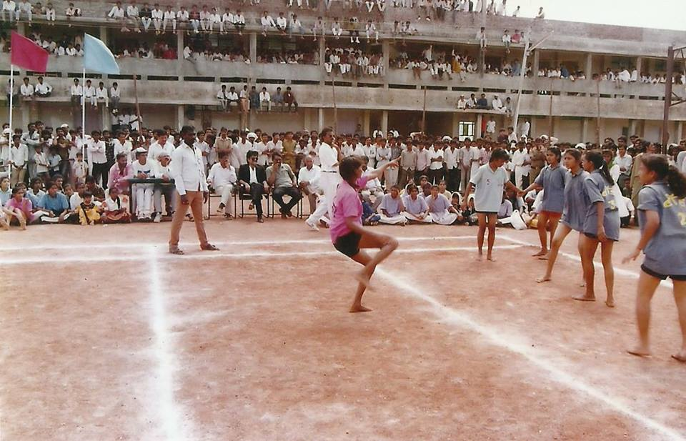 State Level Female Kabaddi Competition